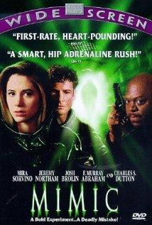 Mimic (1997) cover
