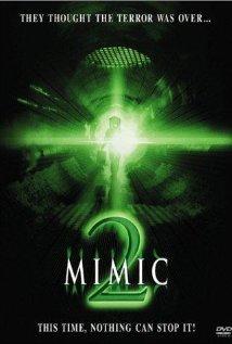Mimic 2 (2001) cover