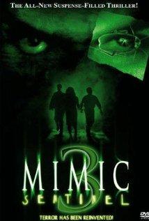 Mimic: Sentinel (2003) cover