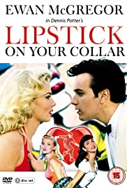 Lipstick on Your Collar (1993) cover