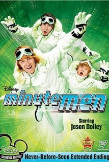 Minutemen 2008 poster