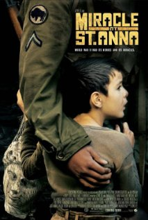 Miracle at St. Anna (2008) cover