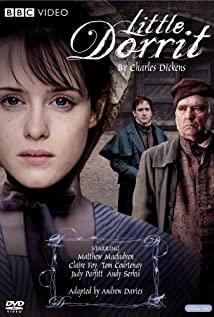 Little Dorrit (2008) cover