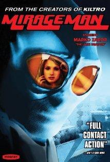 Mirageman (2007) cover