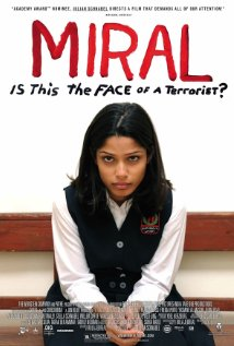Miral (2010) cover