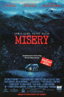 Misery (1990) cover