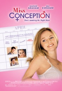 Miss Conception (2008) cover