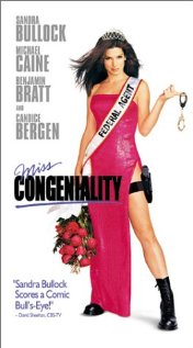 Miss Congeniality (2000) cover