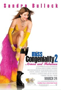 Miss Congeniality 2: Armed and Fabulous (2005) cover
