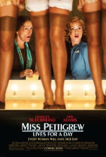 Miss Pettigrew Lives for a Day (2008) cover