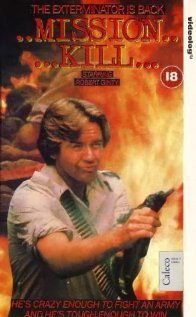 Mission Kill (1986) cover