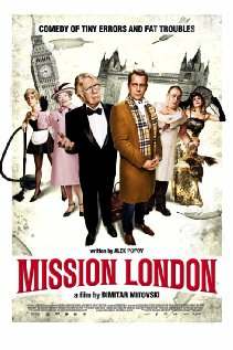 Mission London (2010) cover