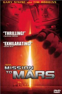 Mission to Mars 2000 poster