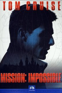 Mission: Impossible 1996 poster