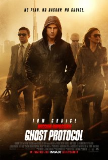 Mission: Impossible - Ghost Protocol (2011) cover