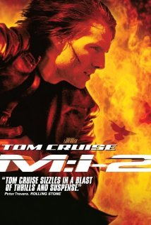 Mission: Impossible II (2000) cover