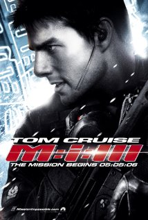 Mission: Impossible III (2006) cover