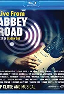 Live from Abbey Road (2006) cover