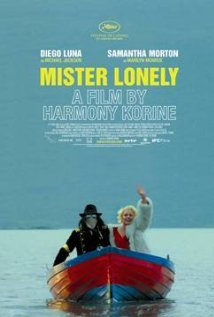 Mister Lonely (2007) cover