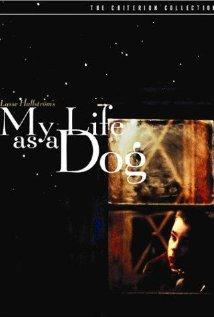 Mitt liv som hund (1985) cover