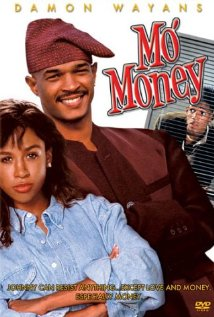 Mo' Money (1992) cover