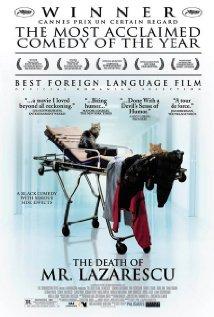 Moartea domnului Lazarescu (2005) cover