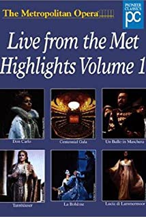 Live from the Metropolitan Opera (1977) cover