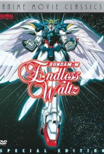 Mobile Suit Gundam Wing: The Movie - Endless Waltz (2000) cover