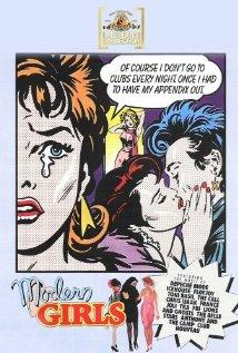 Modern Girls (1986) cover