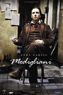 Modigliani 2004 poster