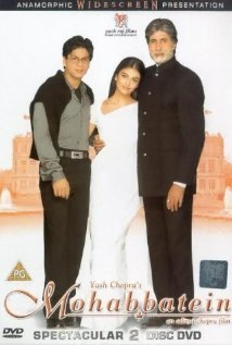Mohabbatein (2000) cover