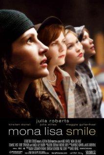 Mona Lisa Smile 2003 poster