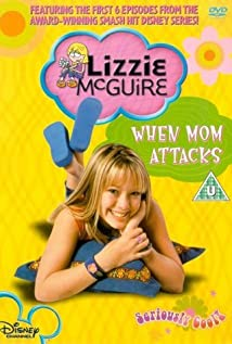 Lizzie McGuire (2001) cover