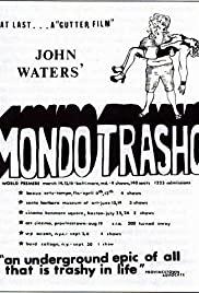 Mondo Trasho 1969 poster