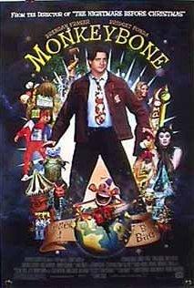 Monkeybone 2001 poster