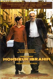 Monsieur Ibrahim et les fleurs du Coran (2003) cover