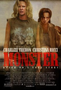Monster (2003) cover