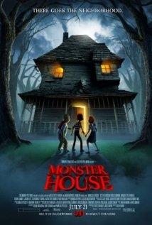 Monster House (2006) cover