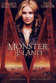 Monster Island (2004) cover