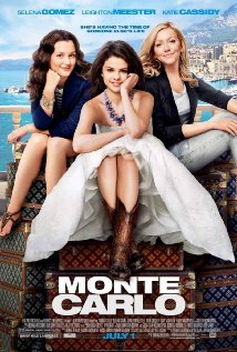 Monte Carlo (2011) cover