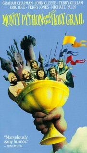 Monty Python and the Holy Grail 1975 poster