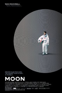 Moon 2009 poster