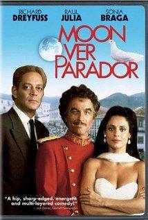Moon Over Parador 1988 poster