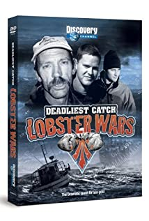 Lobster Wars (2007) cover