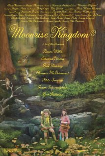 Moonrise Kingdom (2012) cover