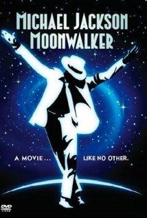Moonwalker (1988) cover