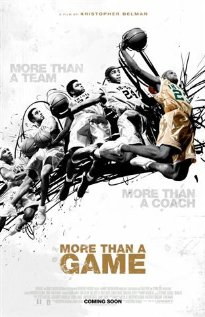 More Than a Game 2008 poster