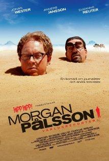 Morgan Pålsson - världsreporter (2008) cover