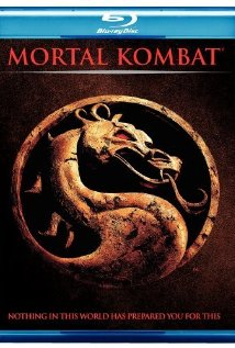 Mortal Kombat (1995) cover