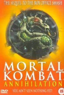 Mortal Kombat: Annihilation (1997) cover